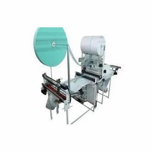 Semi Automatic Baby Diaper Making Machine, Capacity: 150 Pieces Per Min, Rs  15000000 /unit   ID: 12802448430