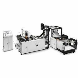 Fully Automatic Non Woven W/U/D Cut Bag Making Machine