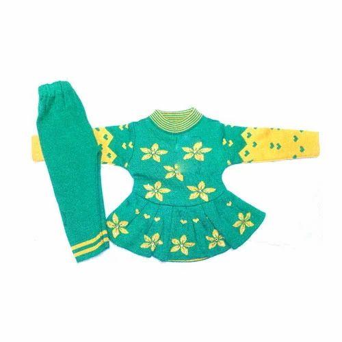 df199f415f6 Oh Baby Woolen Baby Girl Designer Suit, Rs 130 /piece, R P ...