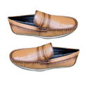 Amriwala Mens Brown Formal Loafer Shoes, Size: 6-14