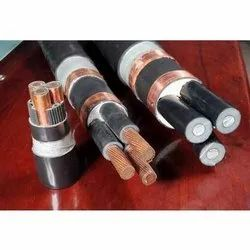 4 Core Copper Armoured Cables, Nominal Voltage: 1100 V