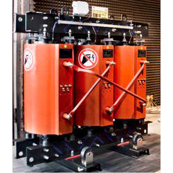 Three Phase Dry Type Electrical Power Transformer