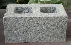 Concrete Rough Hollow Blocks for Partition Walls