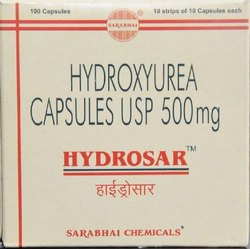 HYDROXYUREA 500MG