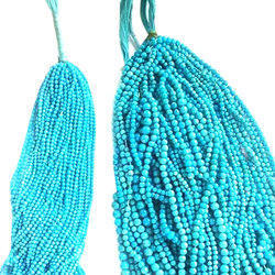 Turquoise Beads - Loose Turquoise Bead Latest Price