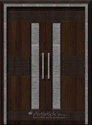 Swing Metal Entrance Door