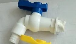 PVC Nozzle Cock, for Bathroom Fitting, Packaging Type: Box