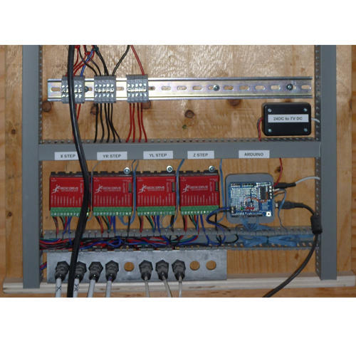 Control Panel Wiring Service