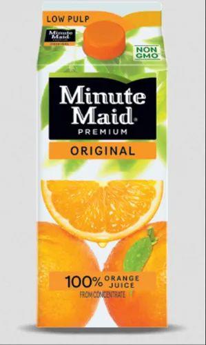 Minute Maid Original Orange Juice