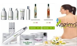 Kazima Organic Private Label Skin Care