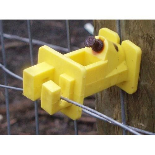 Wood Post Electric Fence Insulators