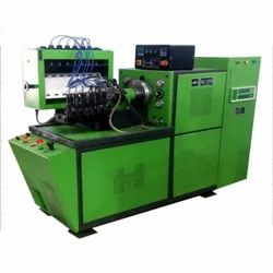 8 Cylinders AC Drive Fuel Injection Pump Test Bench