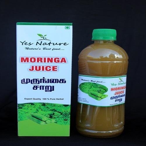 Herbal Moringa Juice