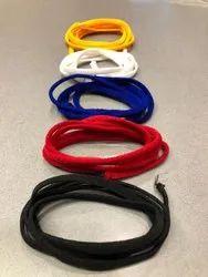 SAMA Flat Ear loop elastic for mask, Elasticity: 2.5 Times