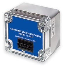 Lighting Strike Recorder