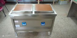 Induction Bulk Cooking Stove Twin Zone