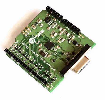 Protocentral Afe4400 Pulse Oximeter Shield Kit For Ardui