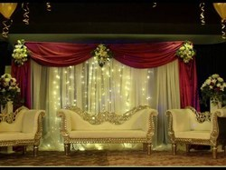 Wedding Stage Decorator