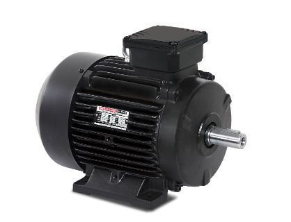 EFF 1 Motors Foot Mounted B3 Four Pole - 1500 RPM