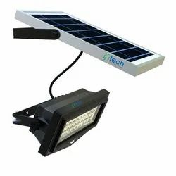 Solar High Intensity Focus LED Light With Motion Sensor
