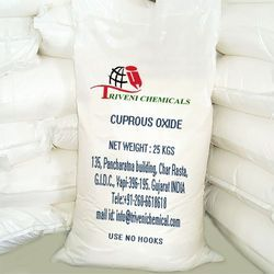 Cuprous Oxide Powder, Packaging Type: Bag
