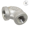 SS Crimp Fit 316L Fittings