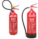 Safex Water Based Fire Extinguishers (Aluminium) - 09 Ltrs