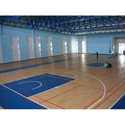 Badminton Wood Flooring