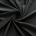 Black Dull Lycra Fabric
