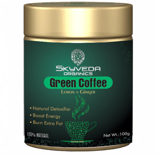 Sky Group, Delhi - Manufacturer of Green Coffee Powder and..