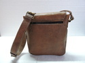 Genuine Leather Designer Messenger Bag