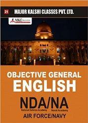 Objective General English For NDA/NA Examination