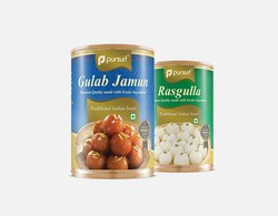 Pursuit Sweet Gulab Jamun & Rasgulla, Packaging Size: 500 Gm