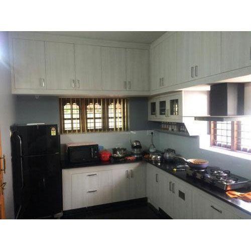 granite designer modular kitchen rs 180000 piece krishna