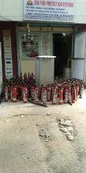 2kg 4kg 6kg Abc Co2 Refilling of Fire Extinguishers & Service, Size: 2kg 4kg 6kg 9kg