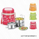 Steel Insulated Lunch Box-LB-77