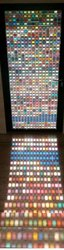 Multicolor Living Room Glass