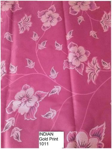 Polyester Roto Printed Mattress Fabric, GSM: 50-100, Use: Upholstery