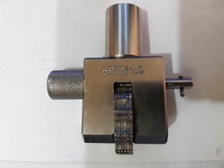 Manual Numerator With Machine Holder Type