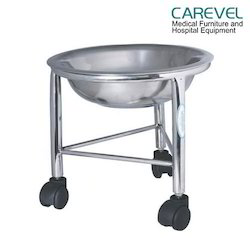 Carevel Stainless Steel Kick Bucket