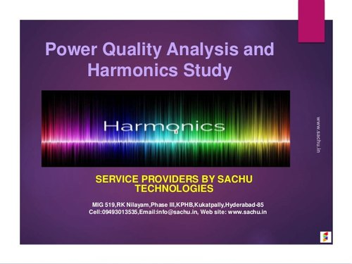 Harmonic Study for Commercial