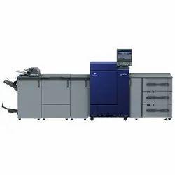 Konica Minolta AccurioPress C6085 Color Production Print System, 52gsm To 400gsm