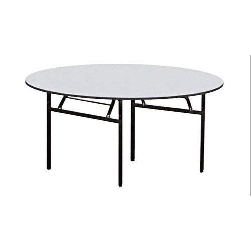 Black Round Banquet Table, Round Banquet Table