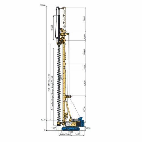 Bauer BG 72 BT 180 570 kW Drilling Rig PremiumLine - Bauer