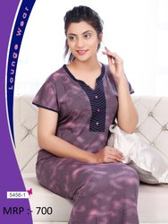 Skin Wrap Cotton 5456-Night Gown Combo