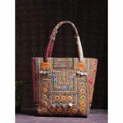 Embroidered Vintage Banjara Hand Bags Rs 1000 Piece J K Fab