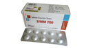 Cefixime 200 mg Tablets