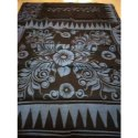 Printed Cotton Boutique Saree, Hand Made, 6.5 Meter