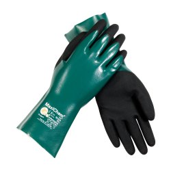 Safety Gloves ATG Maxichem CUT3 56-633