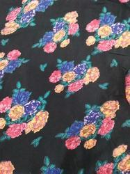 Printed Discharge Fabrics